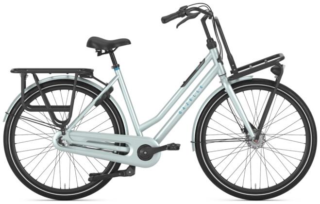 Citybike Gazelle HEAVY DUTYNL T3 blau 2021