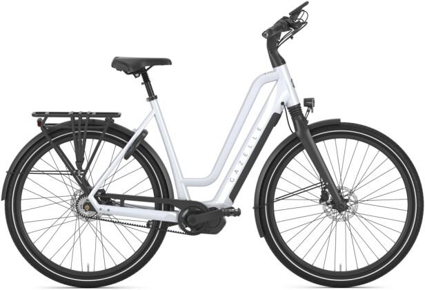 e-Citybike Gazelle CHAMONIX C5 HMS hellblau 2021