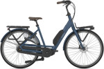 e-Citybike Gazelle BLOOM C7 HMS blau