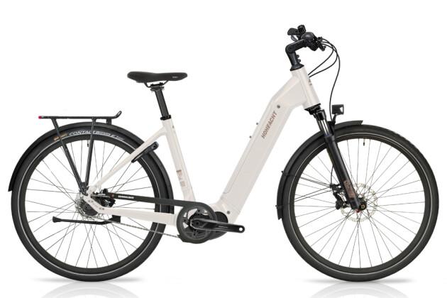 e-Citybike HoheAcht Amo Vilago Weidemilch 2021