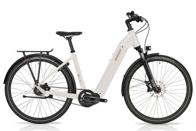 e-Citybike HoheAcht Amo Urbo Weidemilch 2021