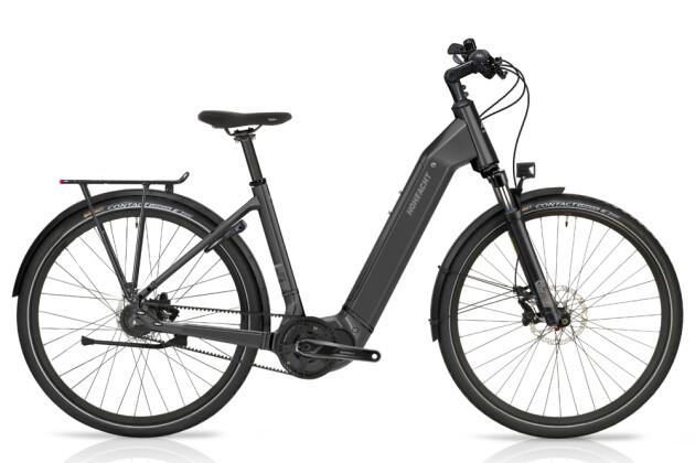 e-Citybike HoheAcht Amo Urbo Vulkanschiefer 2021