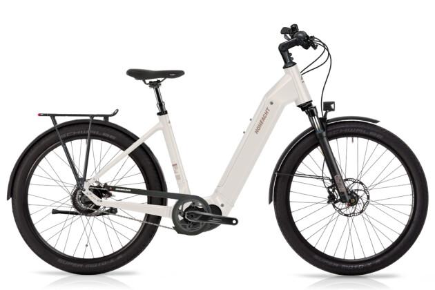 e-Citybike HoheAcht Amo Urbeno Weidemilch 2021
