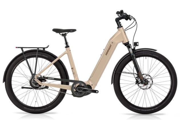 e-Citybike HoheAcht Amo Urbeno Perlwein 2021