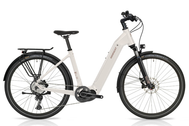 e-Trekkingbike HoheAcht Amo Tero Weidemilch 2021