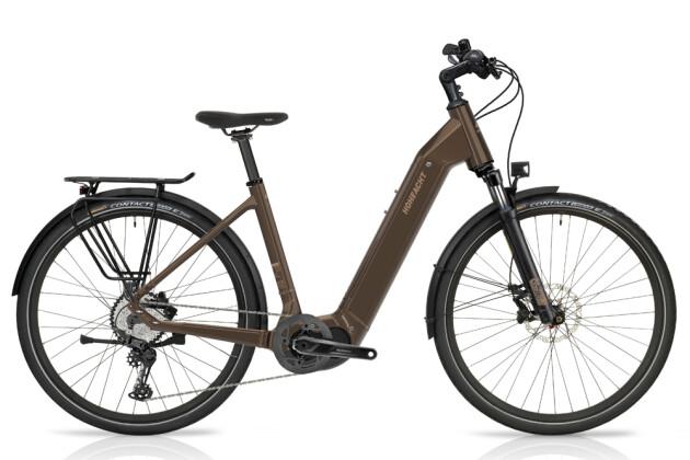 e-Trekkingbike HoheAcht Amo Tero Bernstein 2021