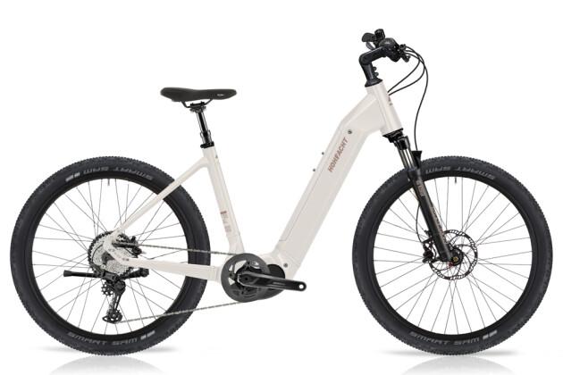e-Mountainbike HoheAcht Amo Monto Weidemilch 2021