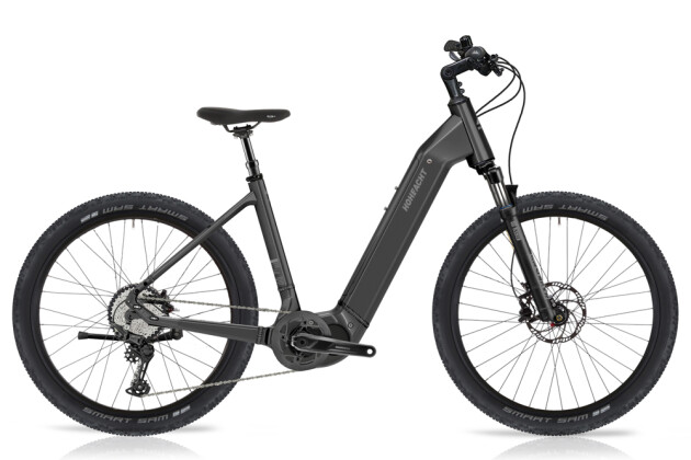 e-Mountainbike HoheAcht Amo Monto Vulkanschiefer 2021