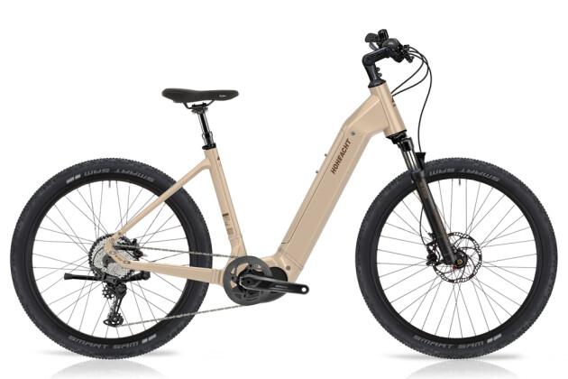 e-Mountainbike HoheAcht Amo Monto Perlwein 2021