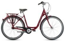 Citybike Grecos MANHATTAN 28 BURGUND