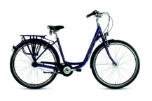 Citybike Grecos MANHATTAN 28 DUNKELBLAU Diamant