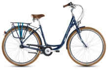 Citybike Grecos MANHATTAN 26 DUNKELBLAU