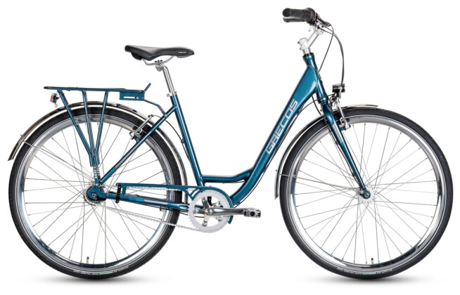 Citybike Grecos LIGHTSTREAM 2021