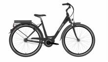 e-Citybike Grecos ELI 1.1 SCHWARZ