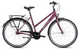 Citybike Grecos BOSTON CASSIS  Trapez