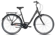 Citybike Grecos BOSTON SCHWARZ  Kal