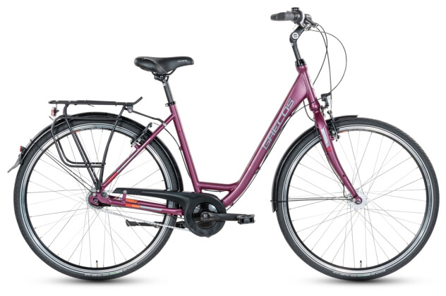 Citybike Grecos BOSTON CASSIS  Kal 2021