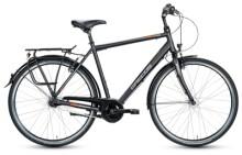 Citybike Grecos BOSTON SCHWARZ  Diamant