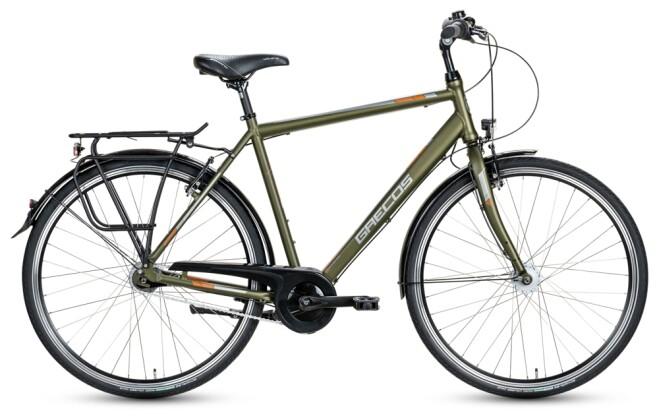 Citybike Grecos BOSTON MEADOWGREEN  Diamant 2021