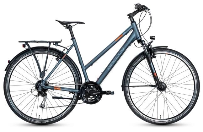 Trekkingbike Grecos ASPEN Trapez 2021