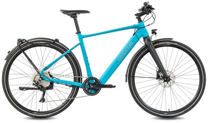 e-Trekkingbike Grecos ELI URBAN 2021
