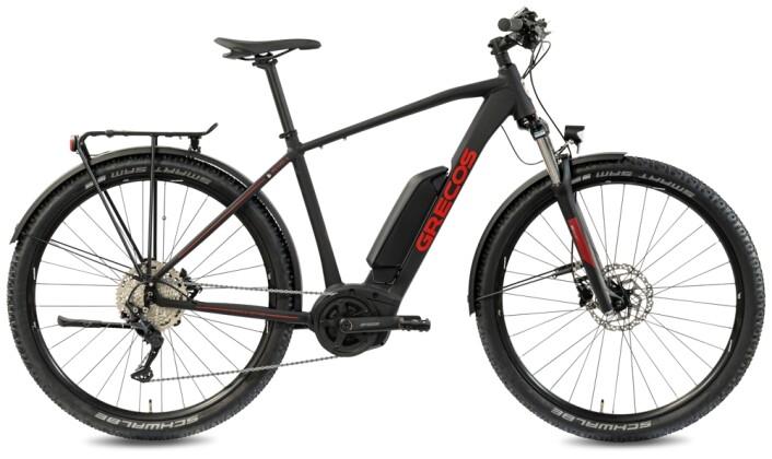 e-Trekkingbike Grecos BIG FOOT-E 2021