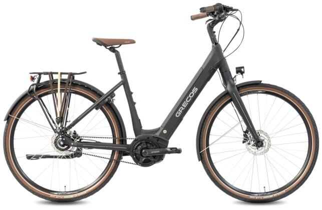 e-Trekkingbike Grecos ELI 2.5 BELT Wave 2021
