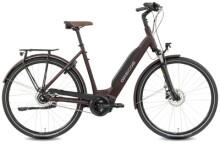 e-Citybike Grecos ELI 2.1 AUBERGINE
