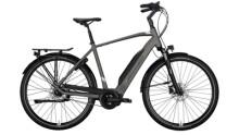 e-Citybike Brennabor T-40e grey