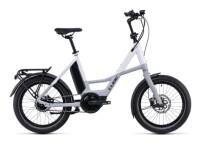 e-Citybike Cube Compact Hybrid 500 grey´n´white