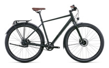 Trekkingbike Cube Travel Pro blackgreen´n´green