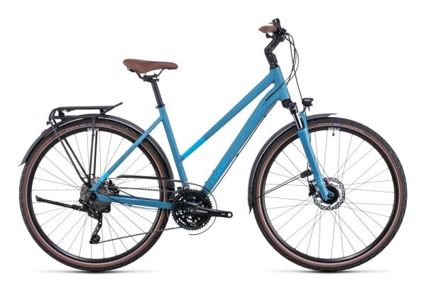 Citybike Cube Touring EXC sphereblue´n´blue 2022