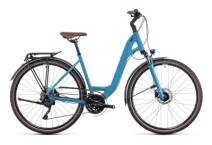 Citybike Cube Touring EXC sphereblue´n´blue