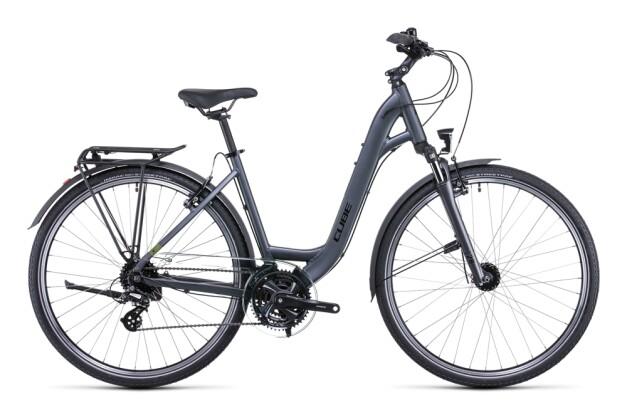 Citybike Cube Touring grey´n´green 2022
