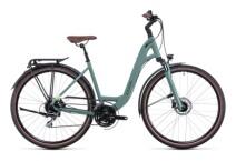 Citybike Cube Touring ONE green´n´sharpgreen
