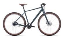 Urban-Bike Cube Hyde Pro deepblue´n´silver