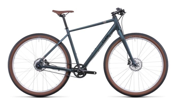 Urban-Bike Cube Hyde Pro deepblue´n´silver 2022