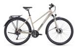 Trekkingbike Cube Nature Pro Allroad desert´n´black