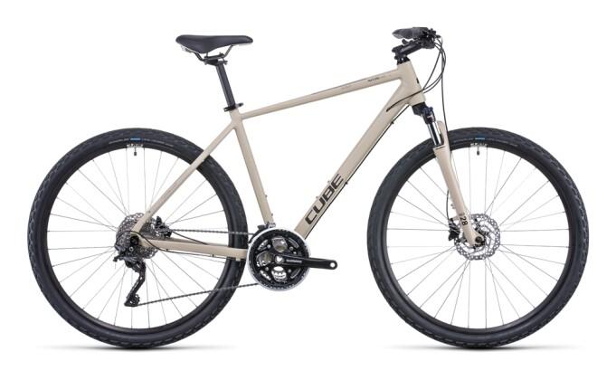 Trekkingbike Cube Nature Pro desert´n´black 2022