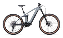 e-Mountainbike Cube Stereo Hybrid 160 HPC Race 625 27.5 lunar´n´grey