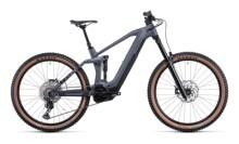 e-Mountainbike Cube Stereo Hybrid 160 HPC Race 625 27.5 grey´n´metal