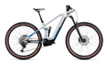 e-Mountainbike Cube Stereo Hybrid 140 HPC Pro 625 prismagrey´n´blue