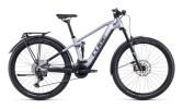 e-Mountainbike Cube Stereo Hybrid 120 Race Allroad 625 polarsilver