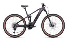 e-Mountainbike Cube Stereo Hybrid 120 Race 625 smokylilac´n´black