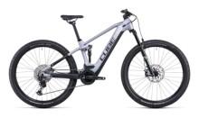 e-Mountainbike Cube Stereo Hybrid 120 Race 625 polarsilver´n´black