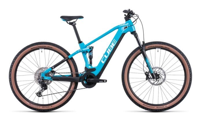 e-Mountainbike Cube Stereo Hybrid 120 Pro 625 skyblue´n´white 2022