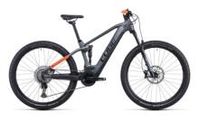 e-Mountainbike Cube Stereo Hybrid 120 Pro 625 flashgrey´n´orange