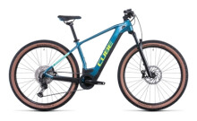 e-Mountainbike Cube Reaction Hybrid Race 625 blue´n´lime