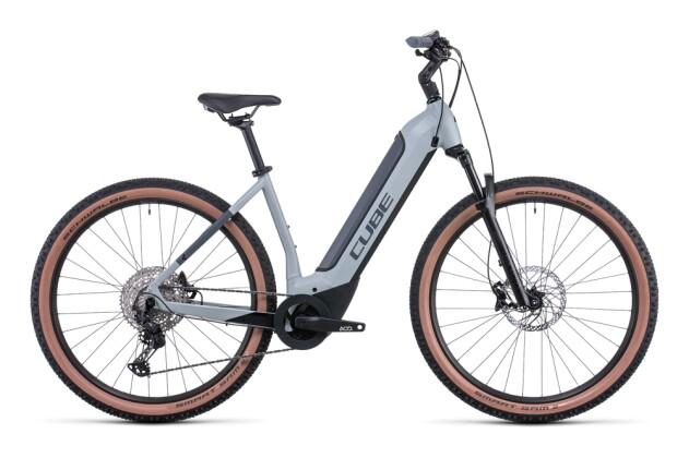 e-Mountainbike Cube Reaction Hybrid Race 625 lunar´n´grey 2022