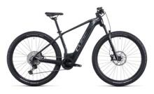 e-Mountainbike Cube Reaction Hybrid Race 625 grey´n´metal